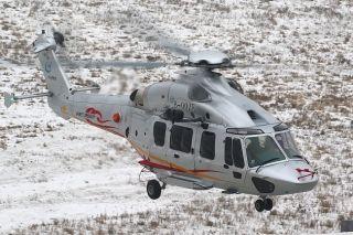 外媒评中国AC352直升机首飞:同类机中速度最快