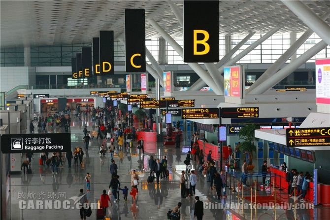 春运圆满落幕,郑州机场客流创历史最高水平