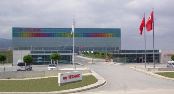 myTechnic成立于2006年11月,2008年正式运营,坐落于伊斯坦布尔的Sabiha