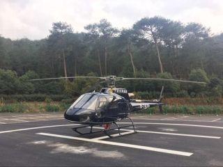 宁波首家通航公司运行!春节可坐直升机游溪口