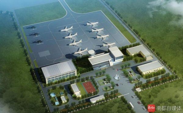 广东重点项目拟投5400亿 加快建设多个机场项目
