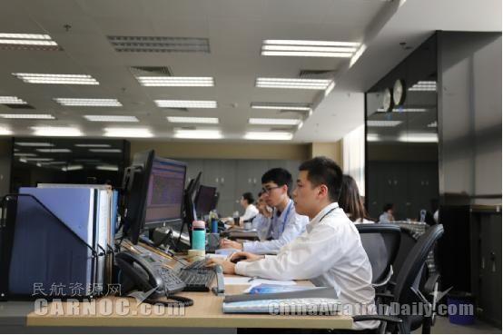 东海航加强FOC系统建设 提升智能化管理水平
