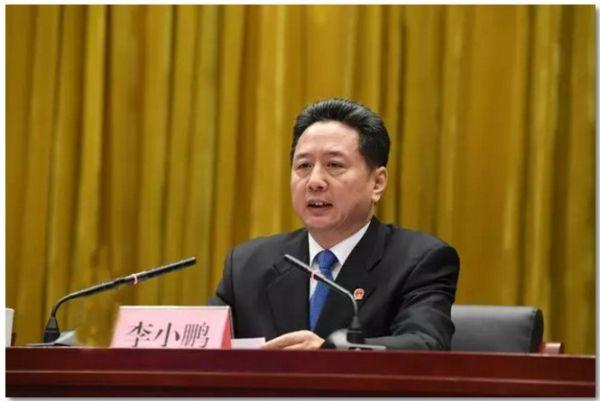 李小鹏在全国交通运输工作会议上发表重要讲话