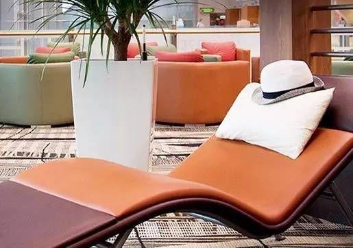 新加坡机场按摩椅
