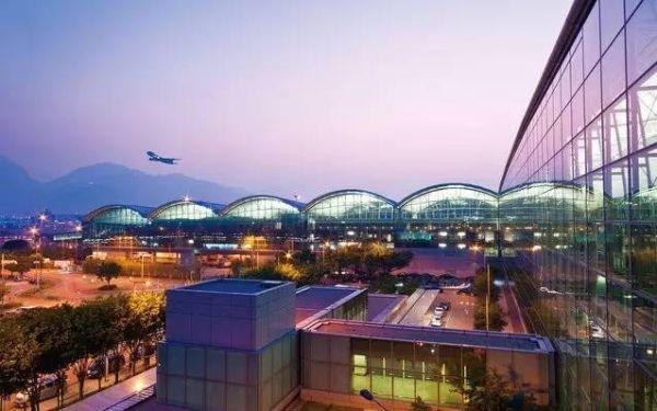香港国际机场3月货运量升17.8% 客运量下跌
