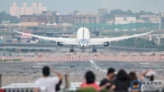 台调整降落费:松山机场涨1.25倍 其他降2成