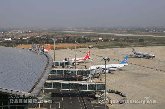 扬州泰州机场跑道将延至3200米 可起降大客机