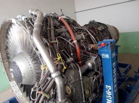 山航工程技术购置报废发动机 用于维修培训