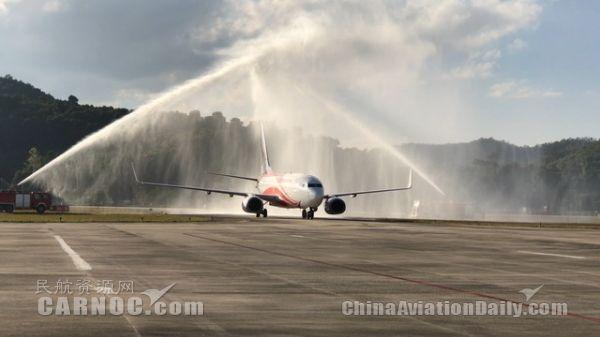 2016年最后一天,瑞丽航空又开两条新航线!