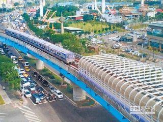 等了20年,台湾机场地铁终于要通车了!