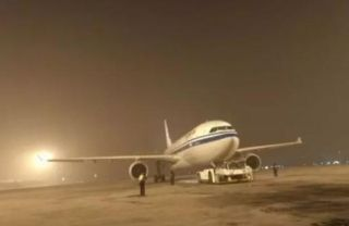 2017年首都机场首班航班起飞 开启发展新征程