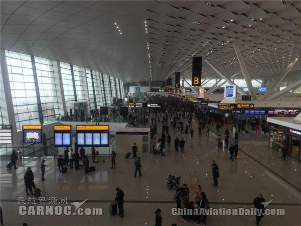 郑州机场多项特色服务,保障旅客春运出行