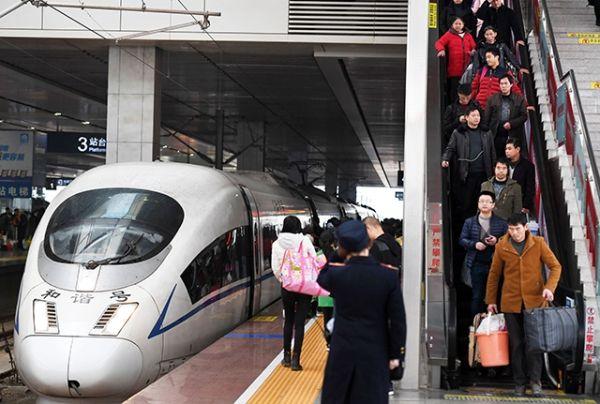 全国铁路调图 4月14日之后车票3月21日开售