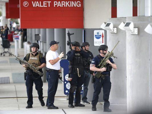 佛州机场枪击案嫌犯是如何将枪支带上飞机的?
