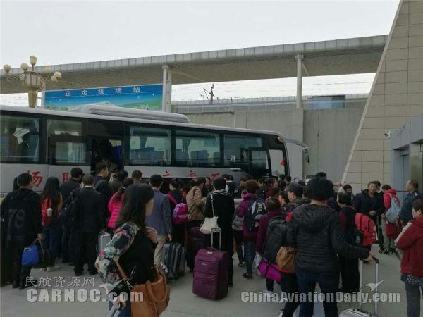 高铁正定机场站