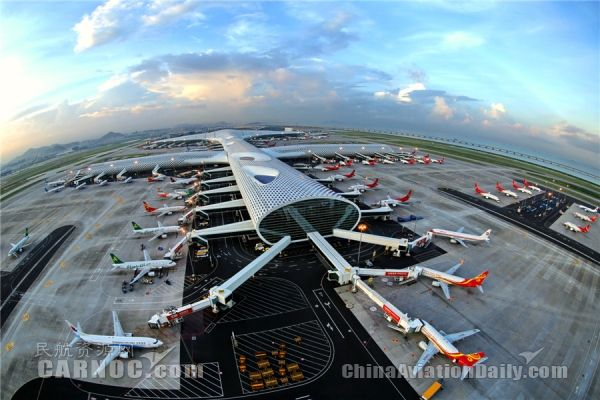 深圳机场春运旅客预计接近470万人次