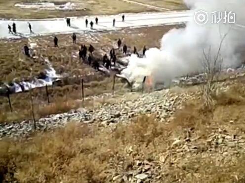 昨日突发坠机事件|吉林福院一小型飞机在法库坠毁 机上2人遇难