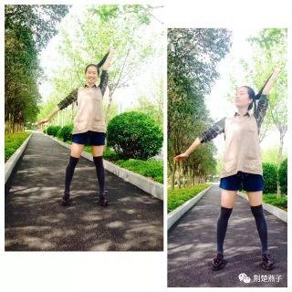 90后的朱晨,在生活中也是一个很非常时尚、快乐的女孩子。有着武汉姑娘热情、坦率的个性。/荆楚燕子图