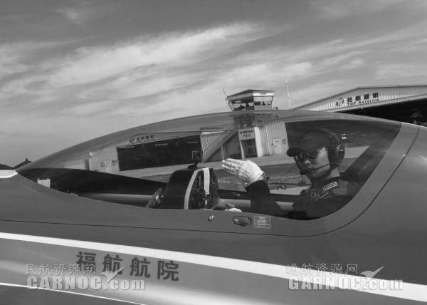 沉痛悼念中国特技飞行运动先行者朱晓丹 吴振宇