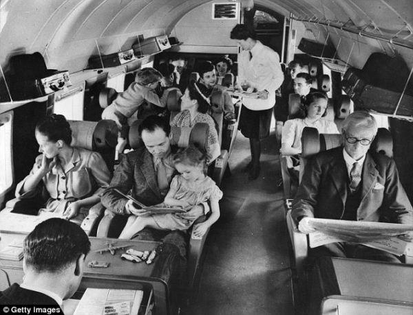 不只是光鲜!揭露六七十年代航空旅行的真相