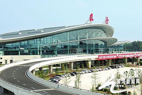 临汾民航机场迎来第20万名旅客
