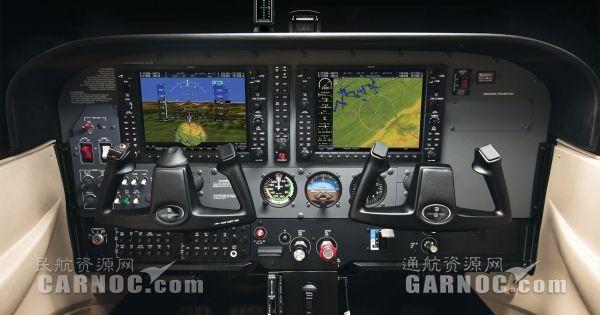 德事隆活塞飞机配备新一代G1000NXi集成驾驶舱