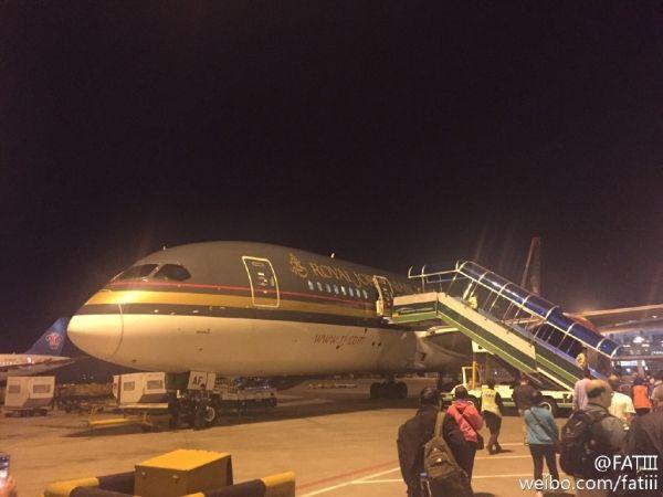 皇家约旦航空退出广州市场