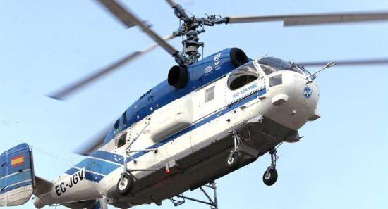 俄直升机集团向宝利航空交付首批卡-32A11VS