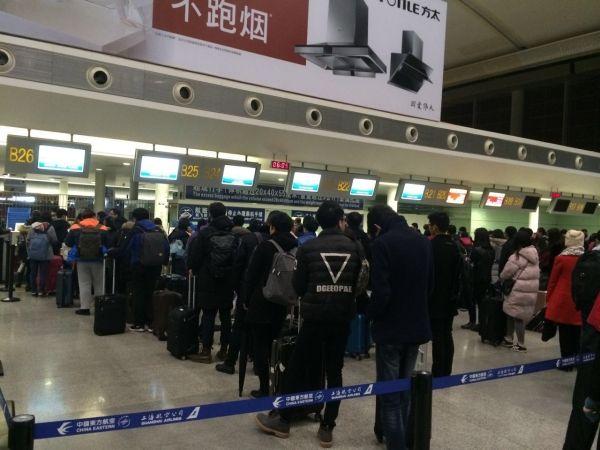 春运将至! 东航江西新增加班124班