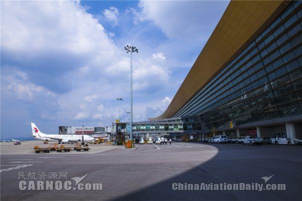 云南机场集团2016年运送旅客5896.79万人次