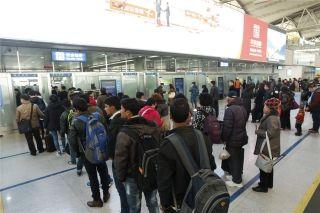 青岛机场运送旅客224万人次创历史新高