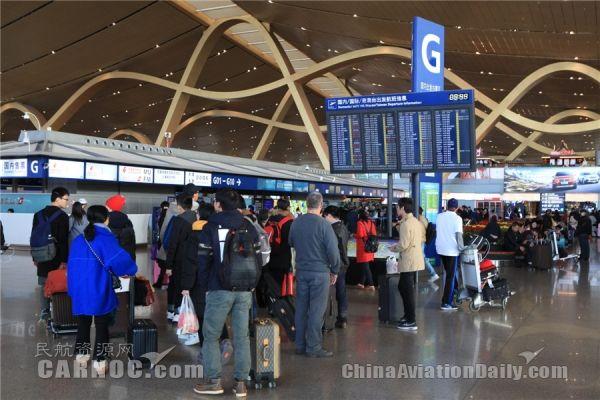 2017年春运 云南机场旅客运输量将达682万人次