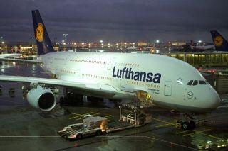 A380环球飞行:从北京出发,北京号回家