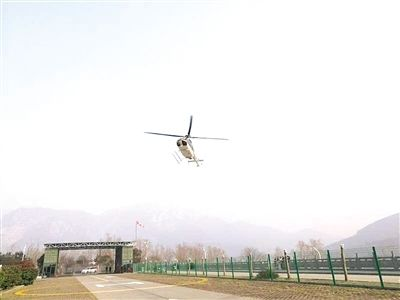 首条低空游嵩山航线28日开通 春节可空中看少林