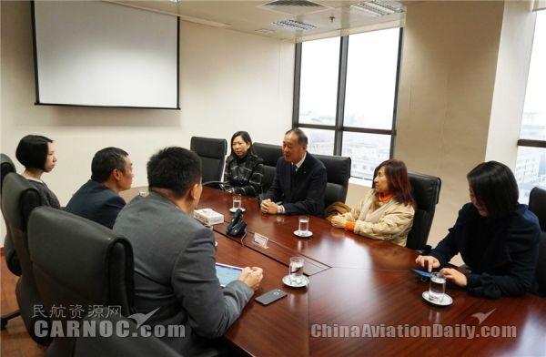 澳门机场主席访澳门民航局 促机场规划发展