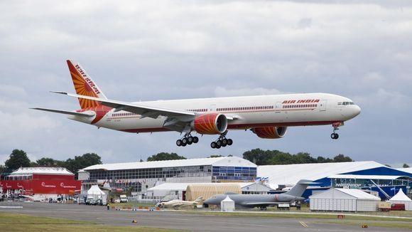 印度航空将于7月开通德里-华盛顿直飞航线