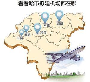 到2020年 黑龙江将新建、改建41个通用机场