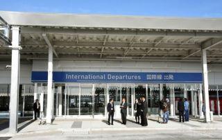 关西机场廉航专用国际航线航站楼竣工亮相