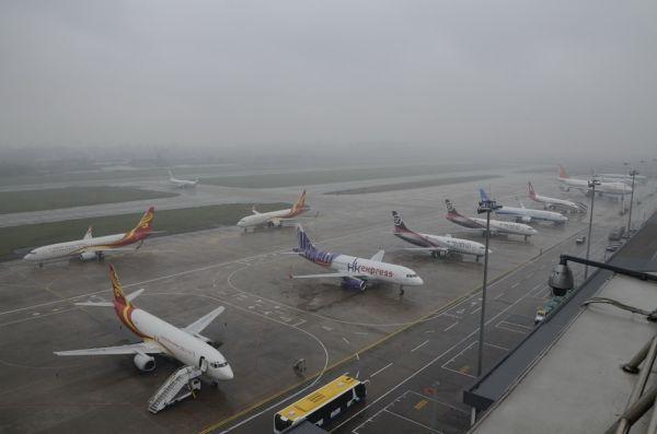 219架次!宁波机场航班起降量刷新历史记录