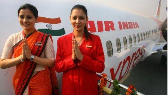 不减肥就转岗!印度航空将57名超重空乘停飞