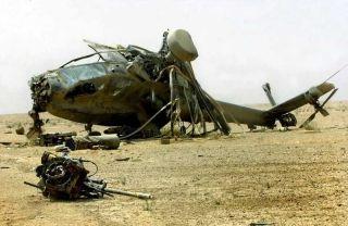科普 直升机失事时飞行员可以跳伞吗?