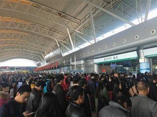 春运迎节前客流最高峰 日均旅客将破8300万人次
