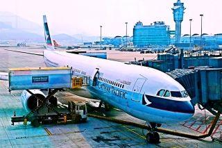 国泰航空亏损 台港航线没有减班计划