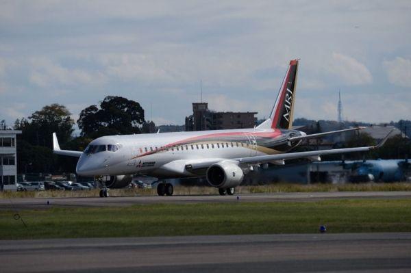 日本MRJ飞机交付一再延迟 销售前景蒙上阴影