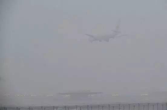 航空气象学中的雾和霾