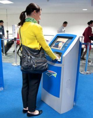 """澳机场准备引入生物识别系统 让你""""刷脸""""入境"""