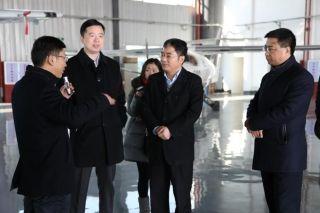 镇江代市长调研大路通用机场 提出三点工作要求