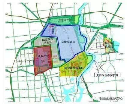 临空经济示范区规划面积149平方公里