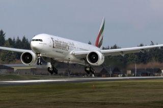 特朗普禁令影响 阿联酋航空赴美航班订票率骤降