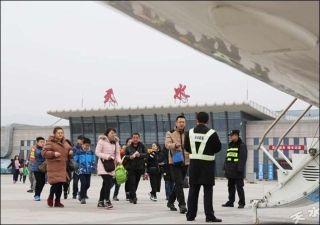 天水机场春运旅客吞吐量较2016年同期翻倍